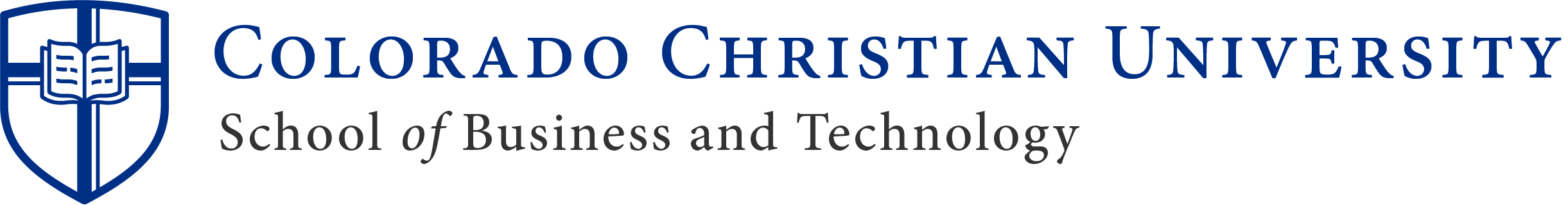 CAGS School of Business and Technology Logo